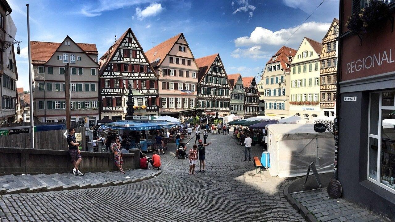 Tueblingen Stadt