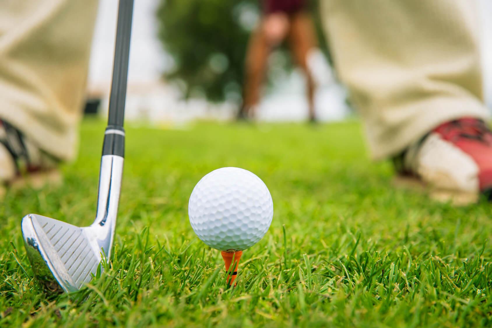 Golfer Wochenende